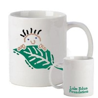 Leafman Coffee Mug